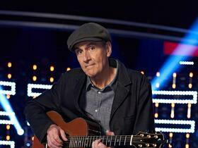 James Taylor (Rescheduled from 6/13/2020)