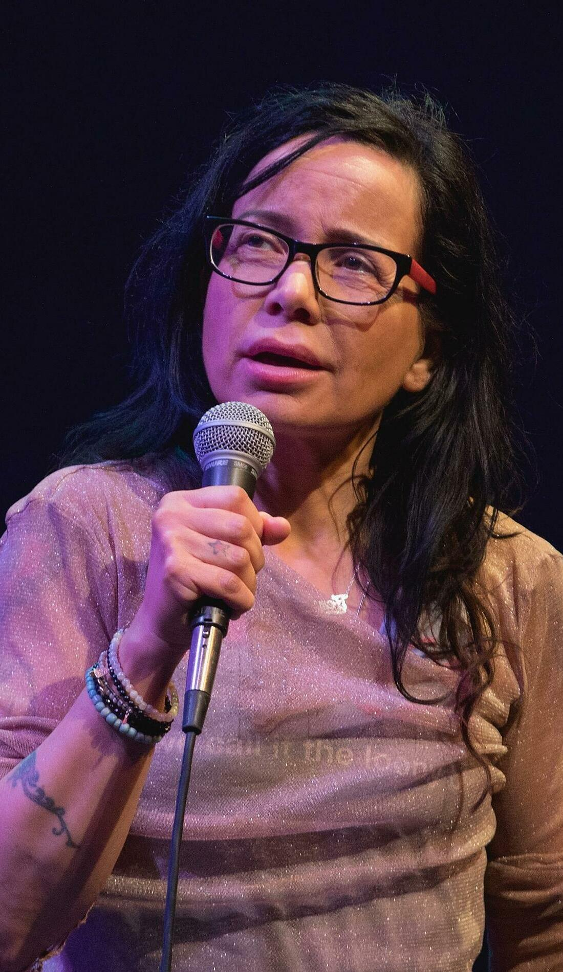 A Janeane Garofalo live event