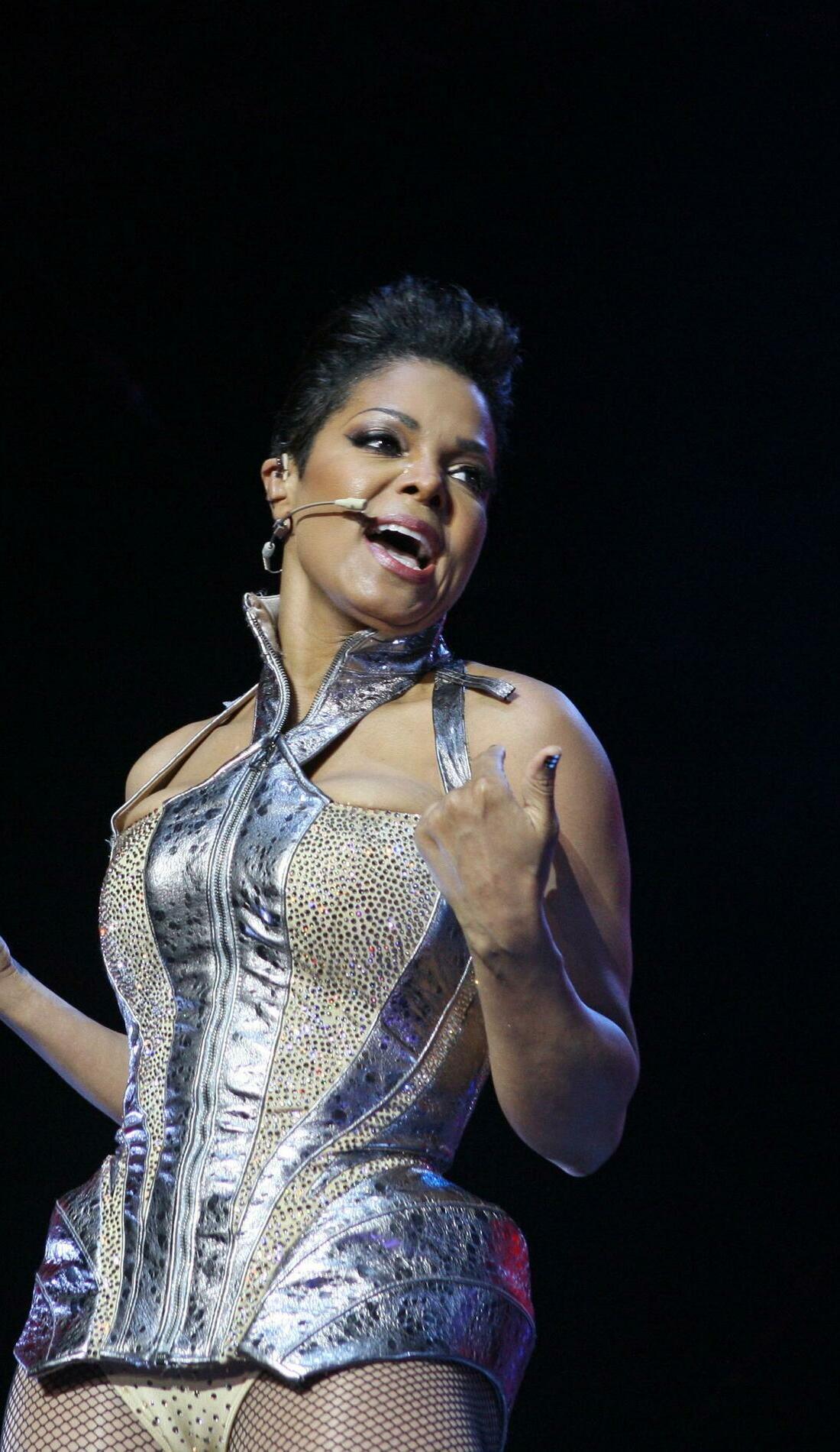 A Janet Jackson live event