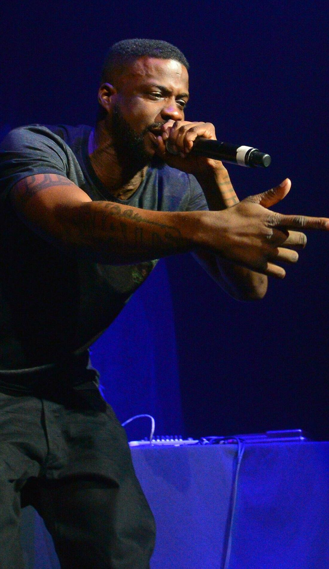 A Jay Rock live event