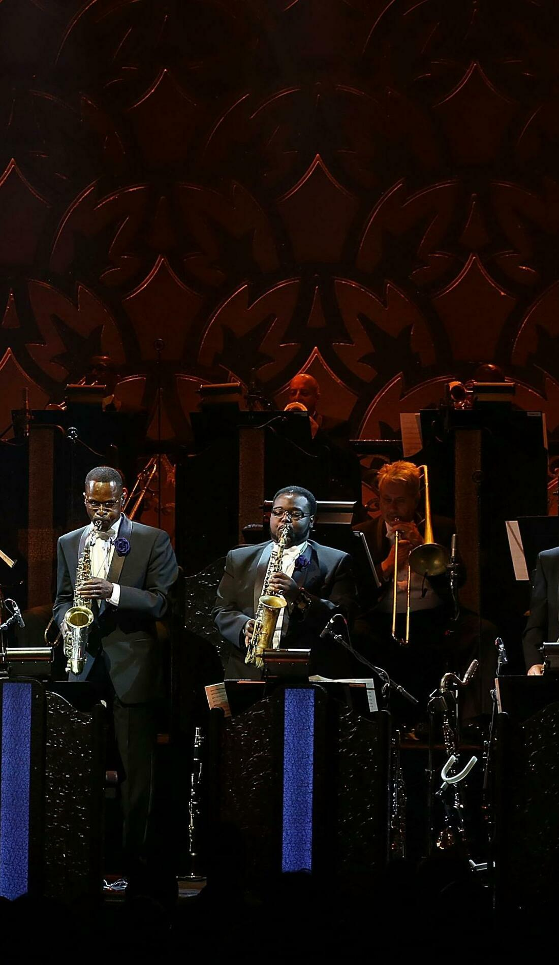 A Jazz at Lincoln Center Orchestra live event