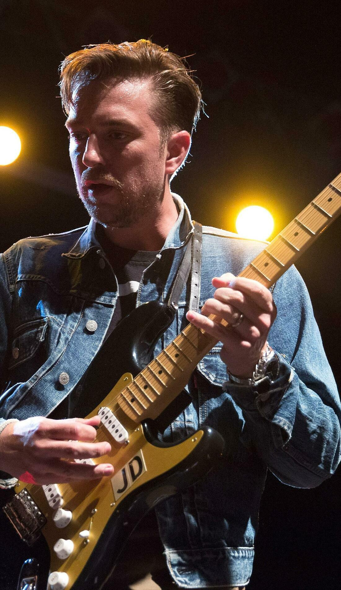 A JD McPherson live event