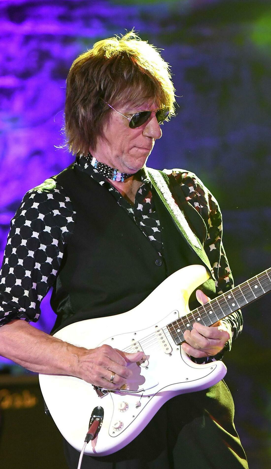 A Jeff Beck live event