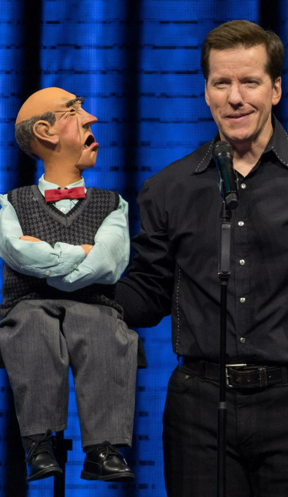 A Jeff Dunham live event
