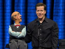 Jeff Dunham with State Fair