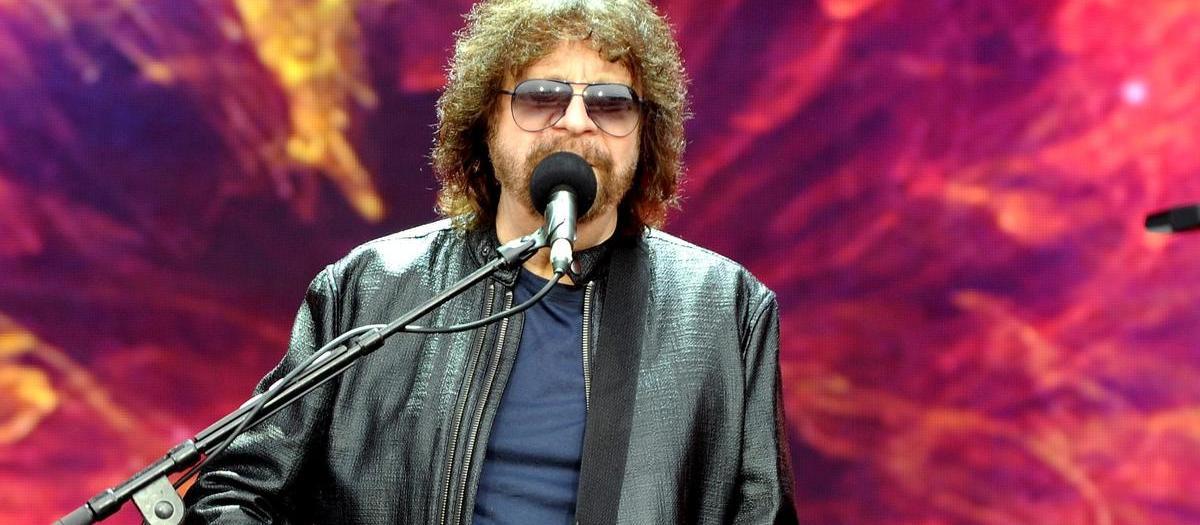 Jeff Lynne Parking Passes