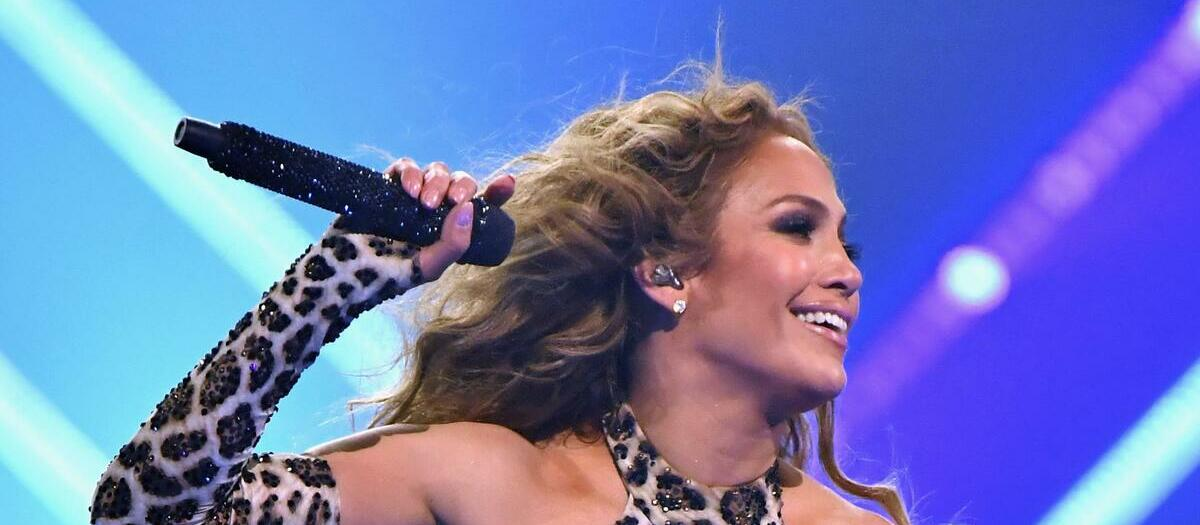 Jennifer Lopez Parking Passes