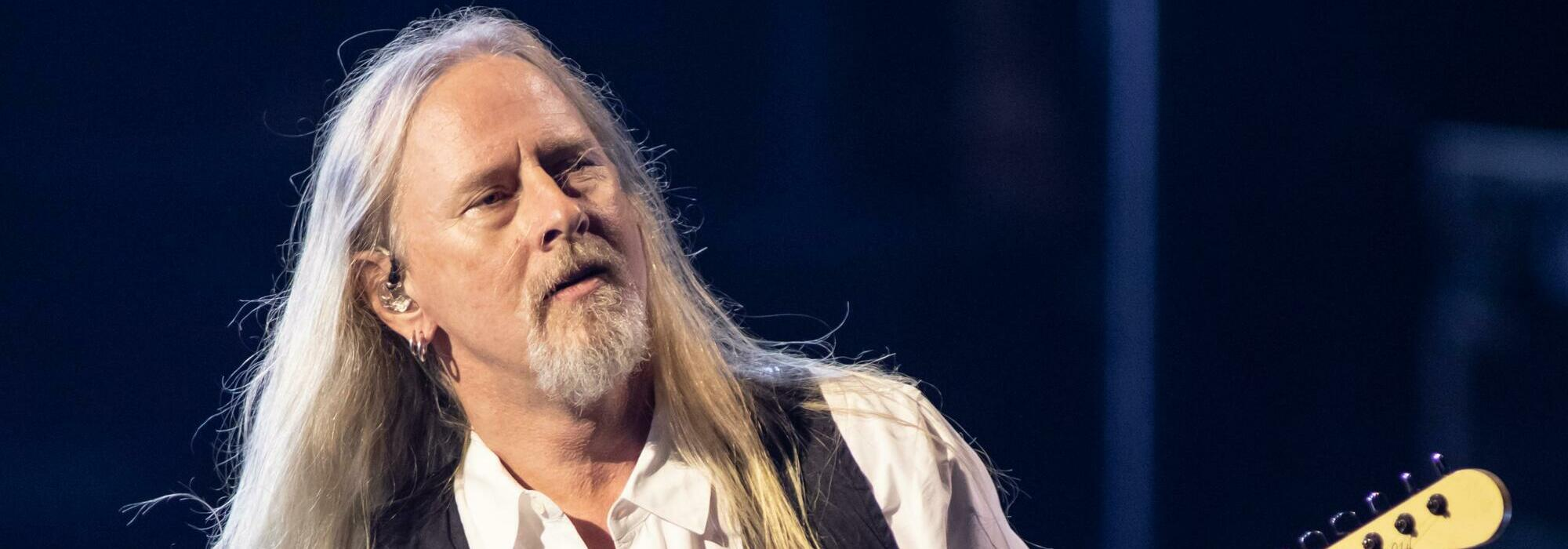 A Jerry Cantrell live event