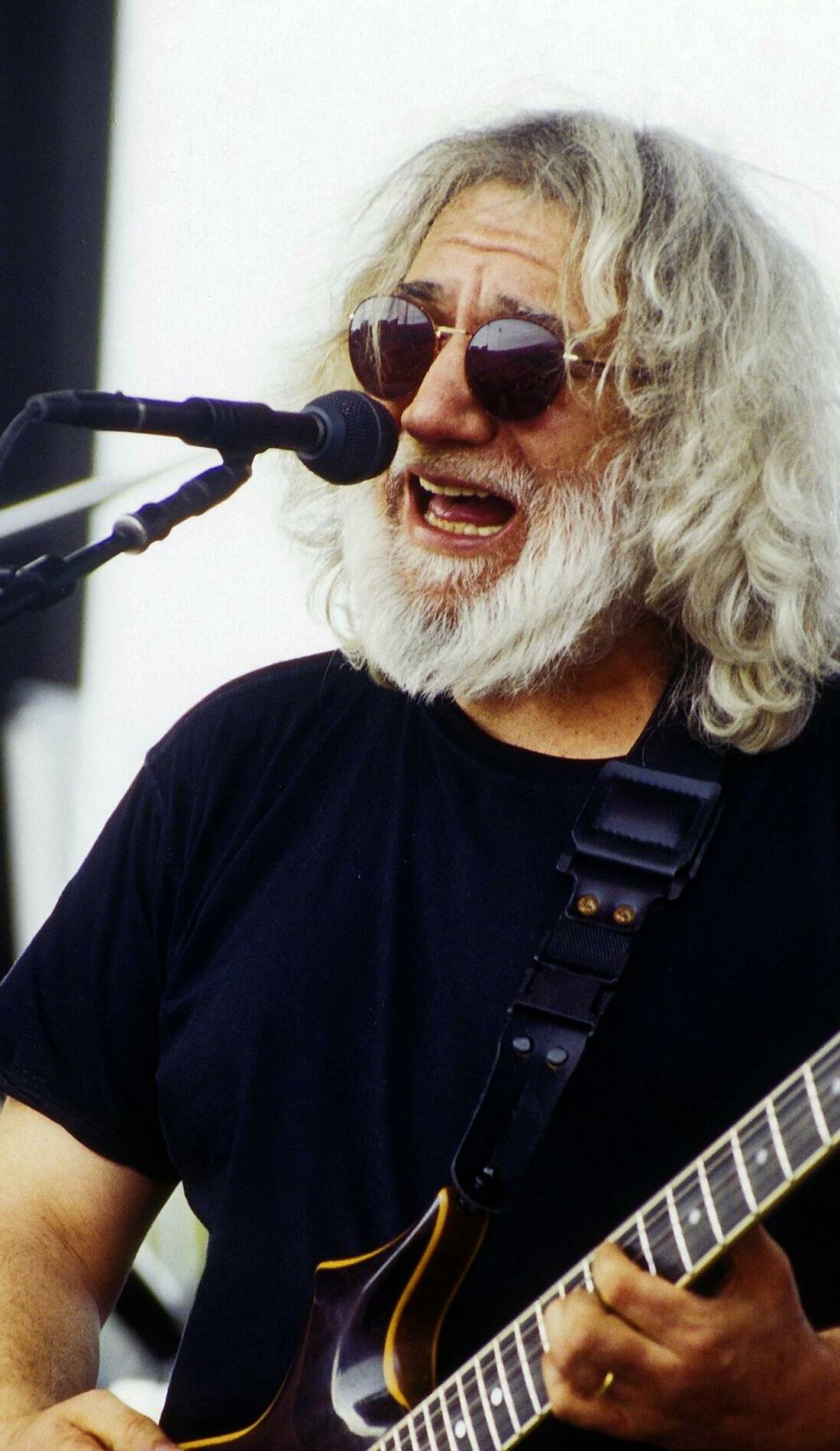 A Jerry Garcia live event