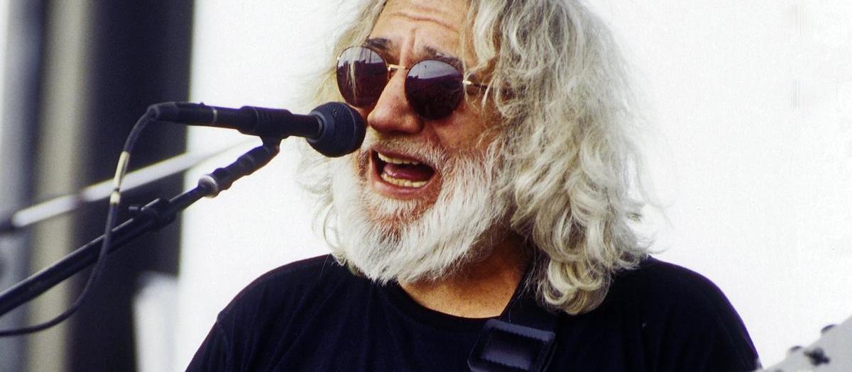 Jerry Garcia Tickets