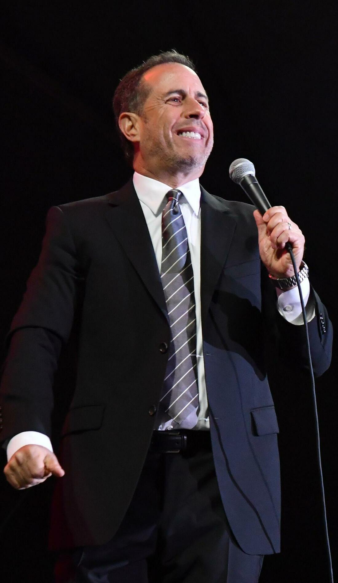 A Jerry Seinfeld live event