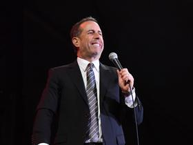 Advertisement - Tickets To Jerry Seinfeld