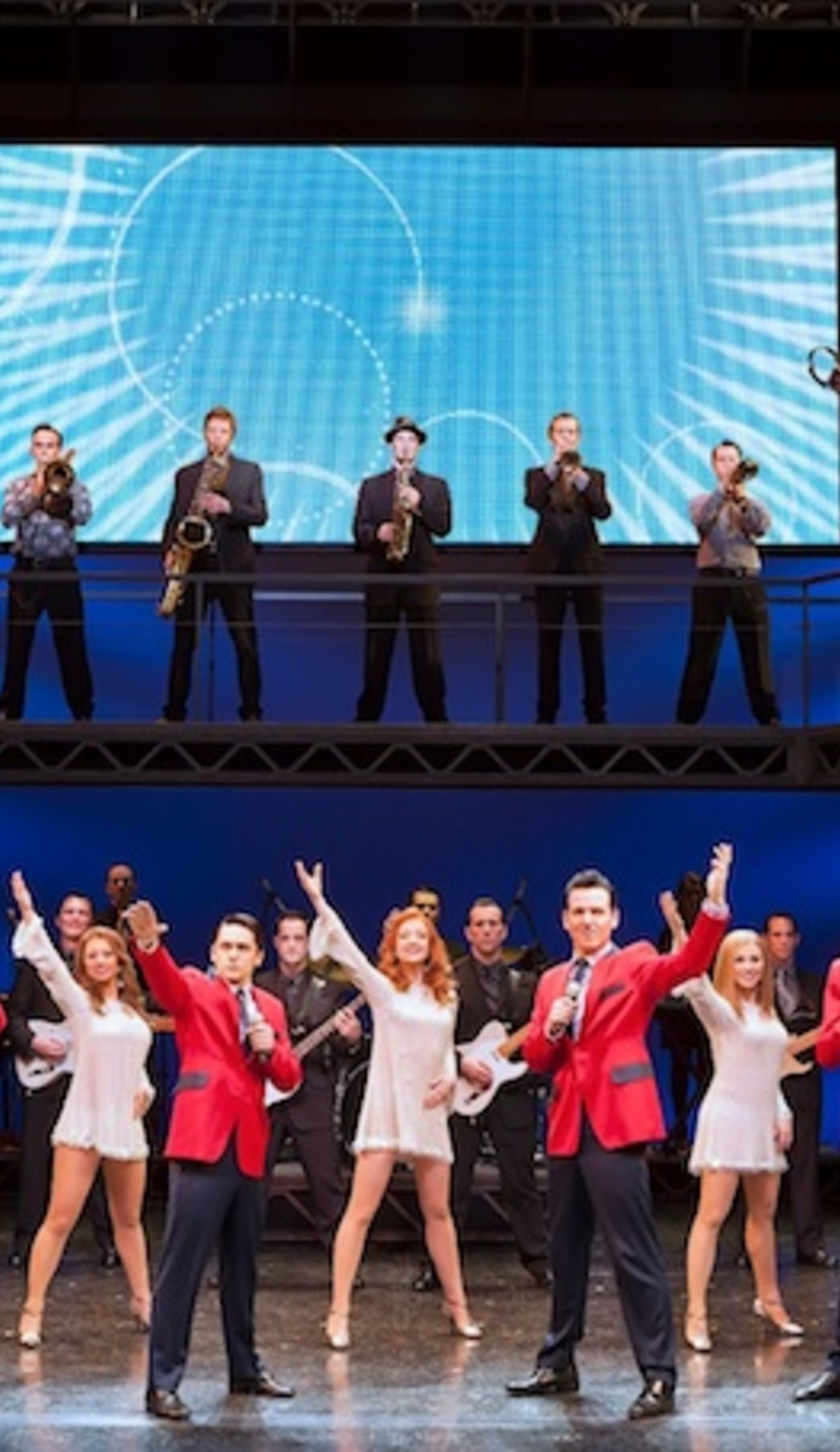 A Jersey Boys live event
