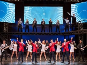 Jersey Boys - Boston