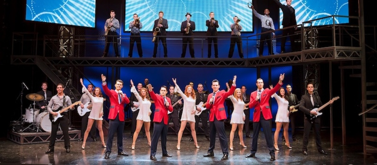 Jersey Boys Tickets