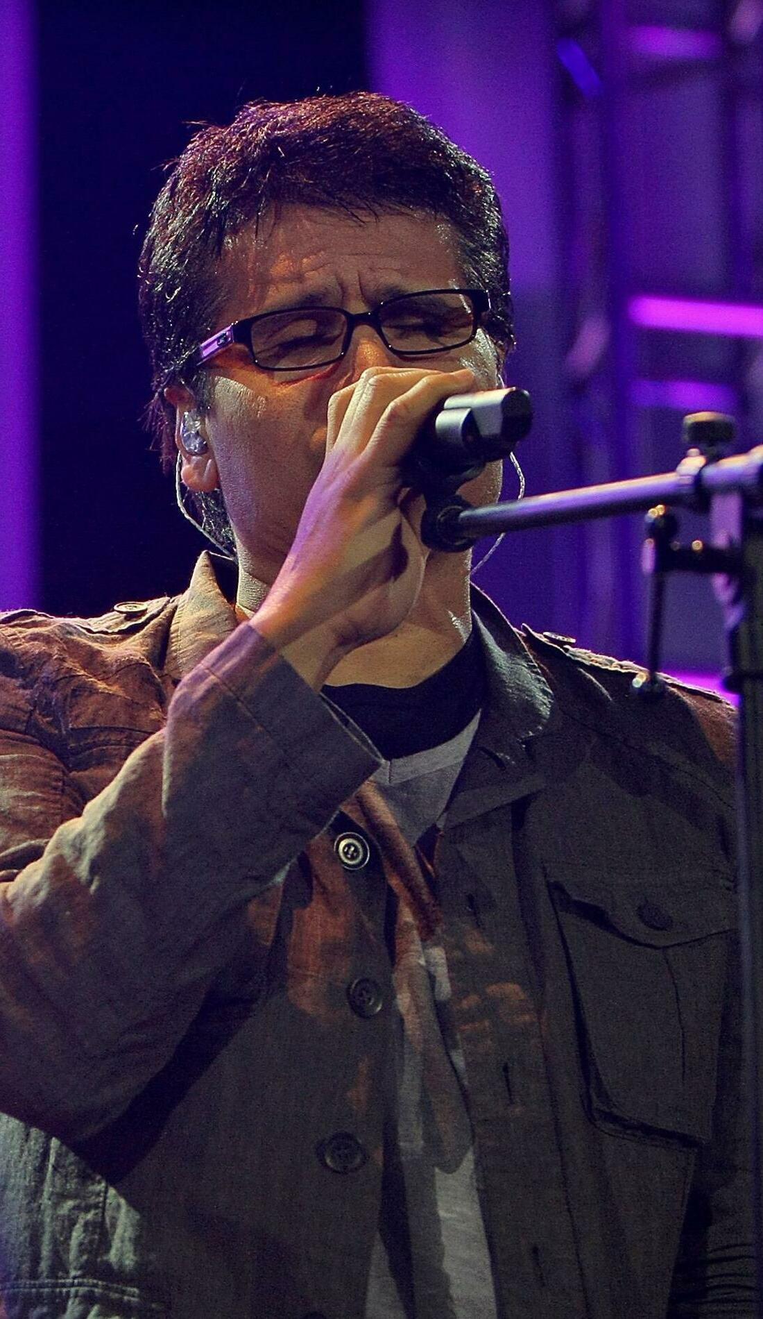 A Jesus Adrian Romero live event