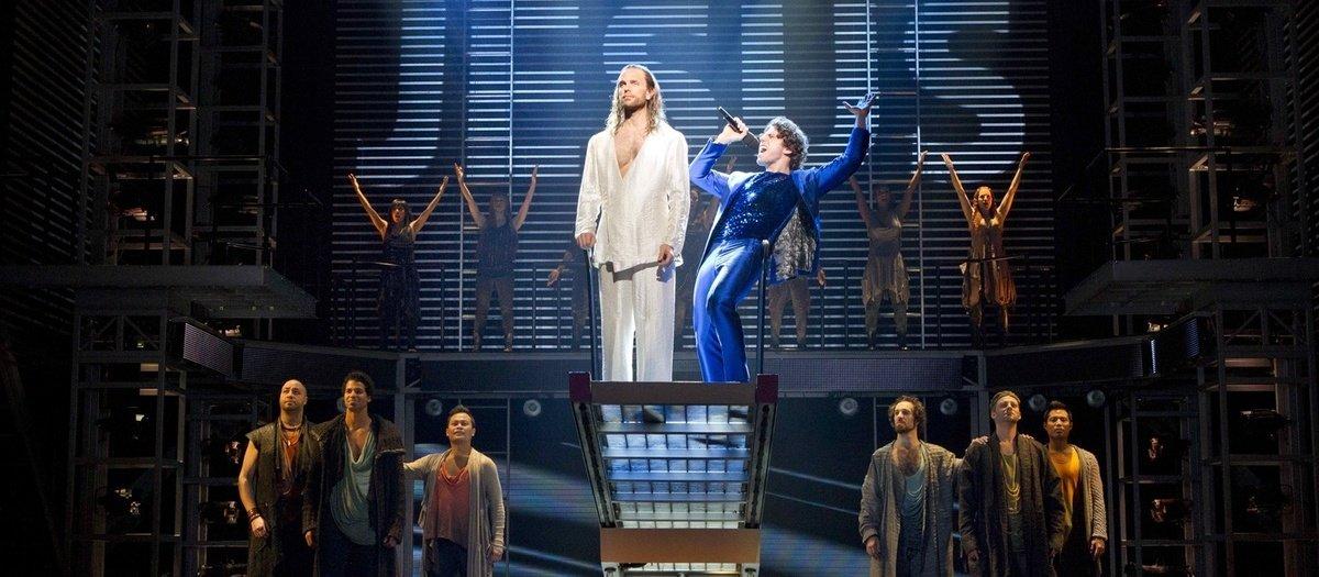Jesus Christ Superstar Tickets