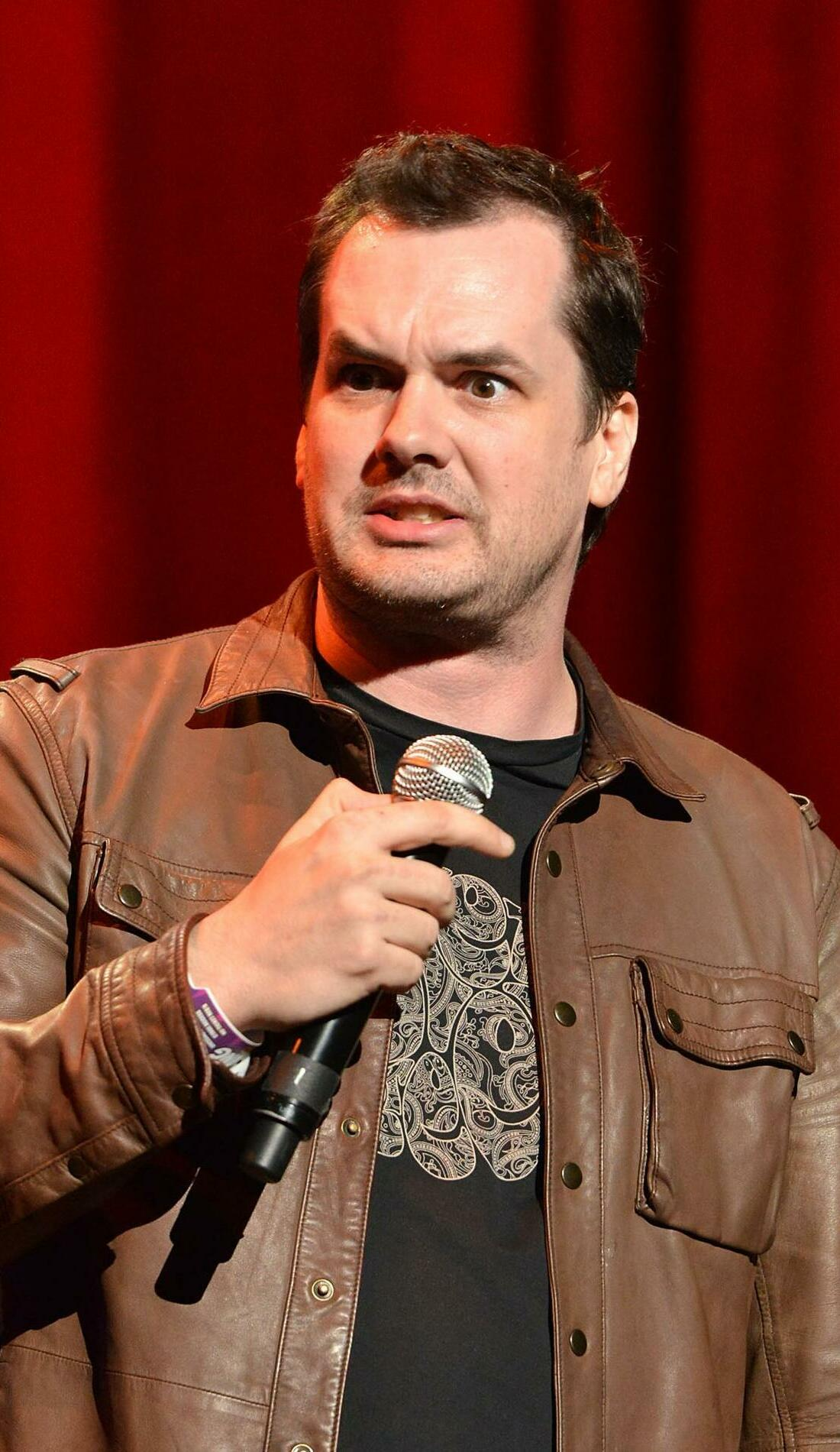 A Jim Jefferies live event