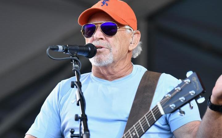 Jimmy Buffett Performs On The Today Show In Rockefeller Plaza July 29 2016 New York City Michael Loccisano Getty Images