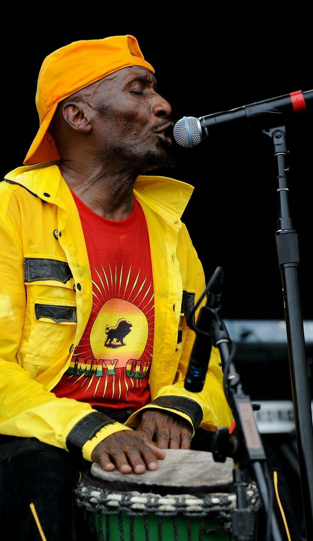 A Jimmy Cliff live event