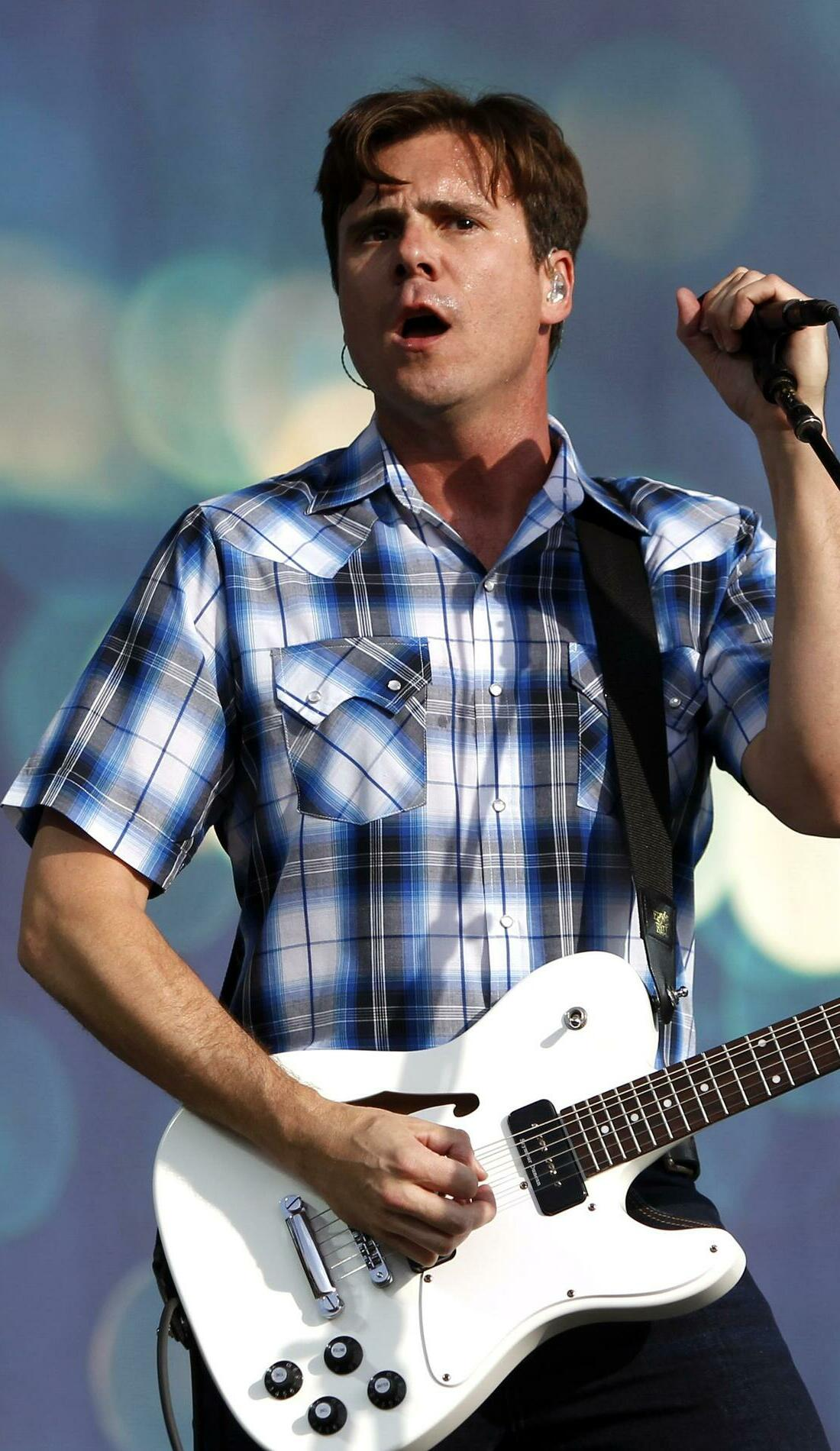 A Jimmy Eat World live event