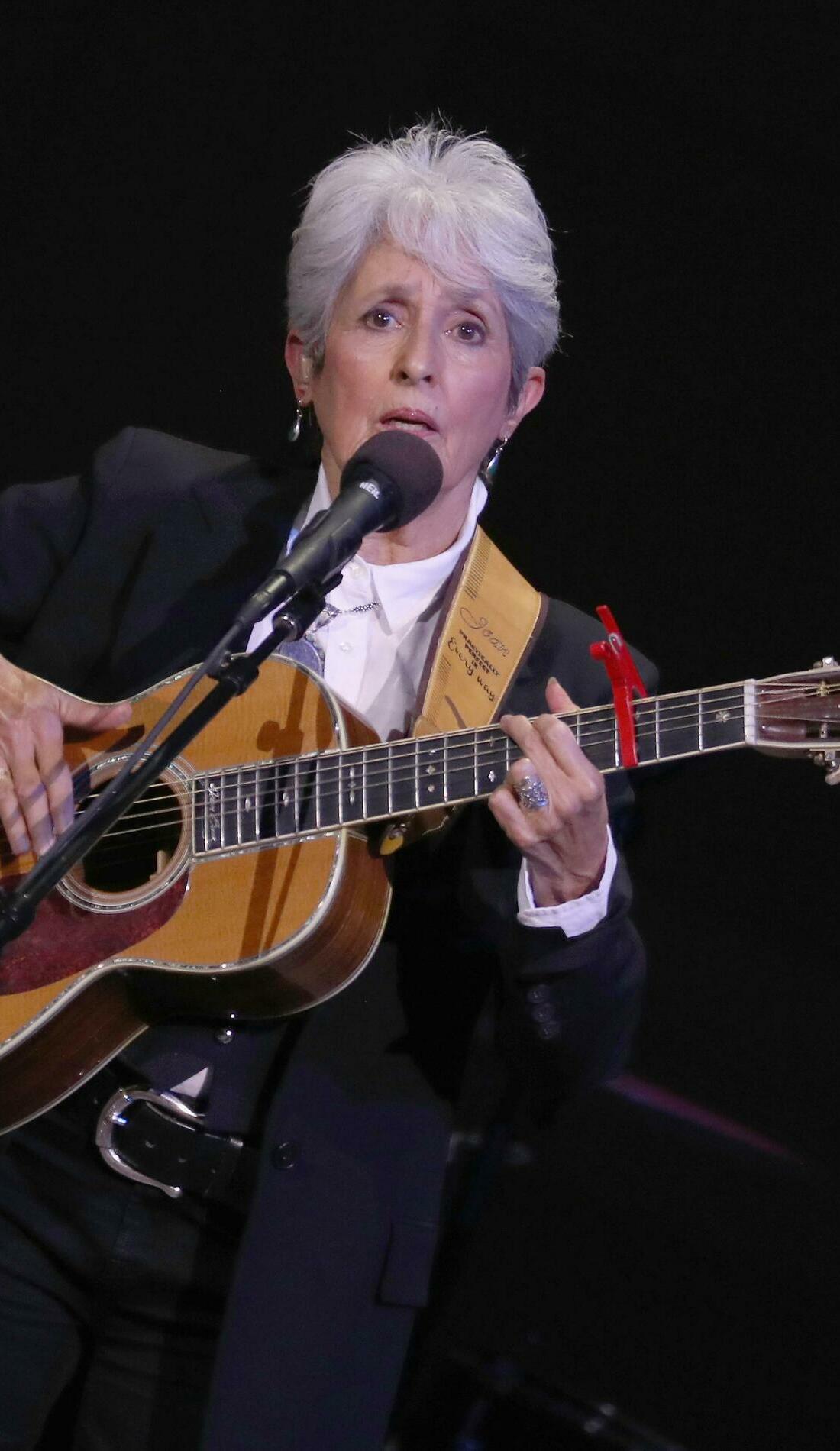 A Joan Baez live event