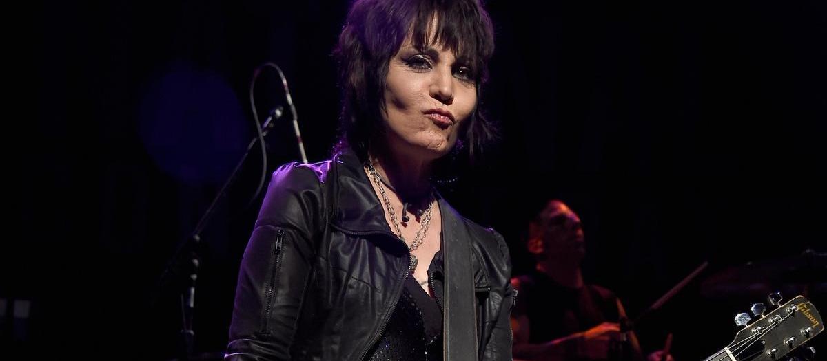 Joan Jett and the Blackhearts Parking Passes