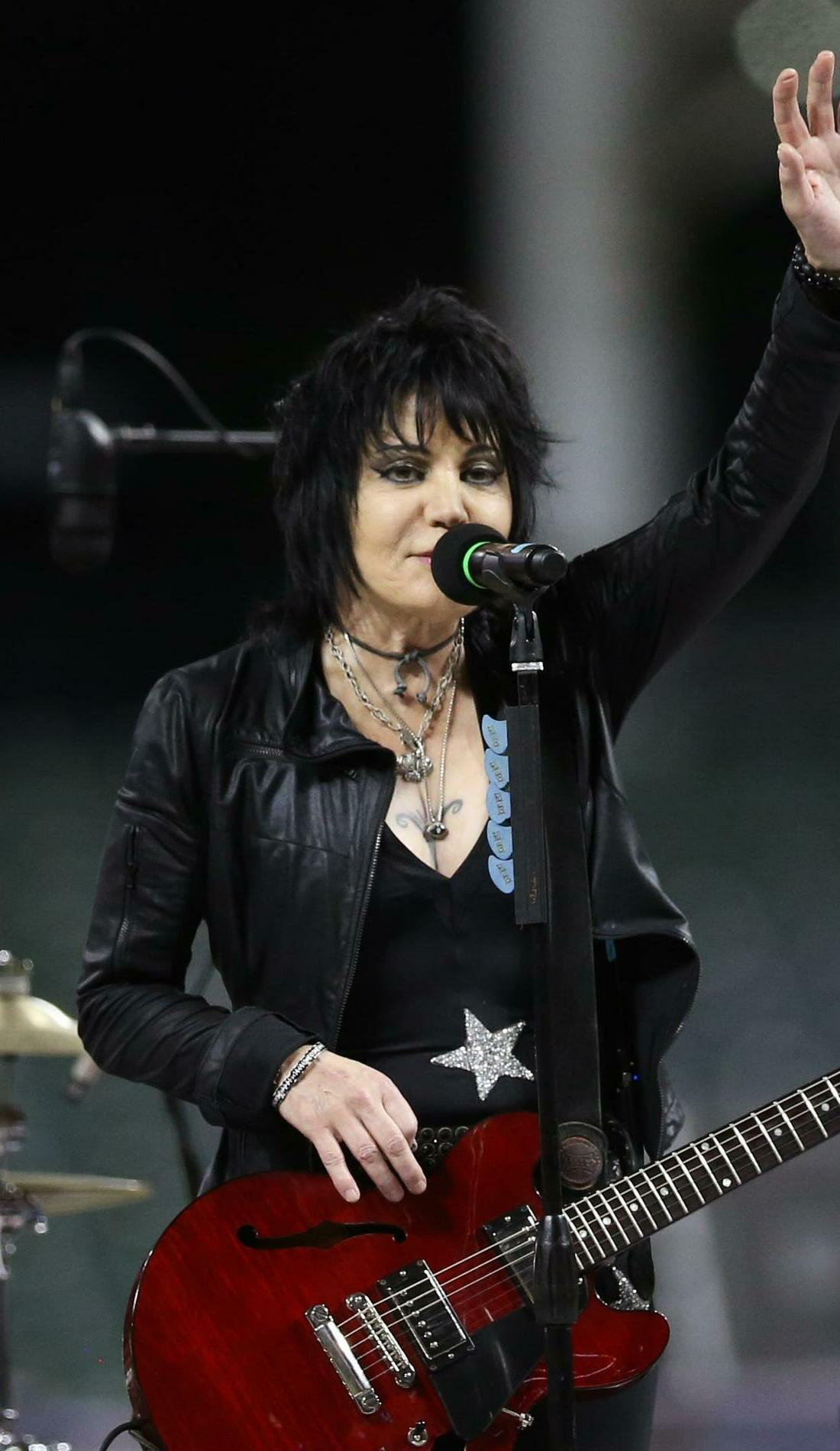 A Joan Jett & The Blackhearts live event
