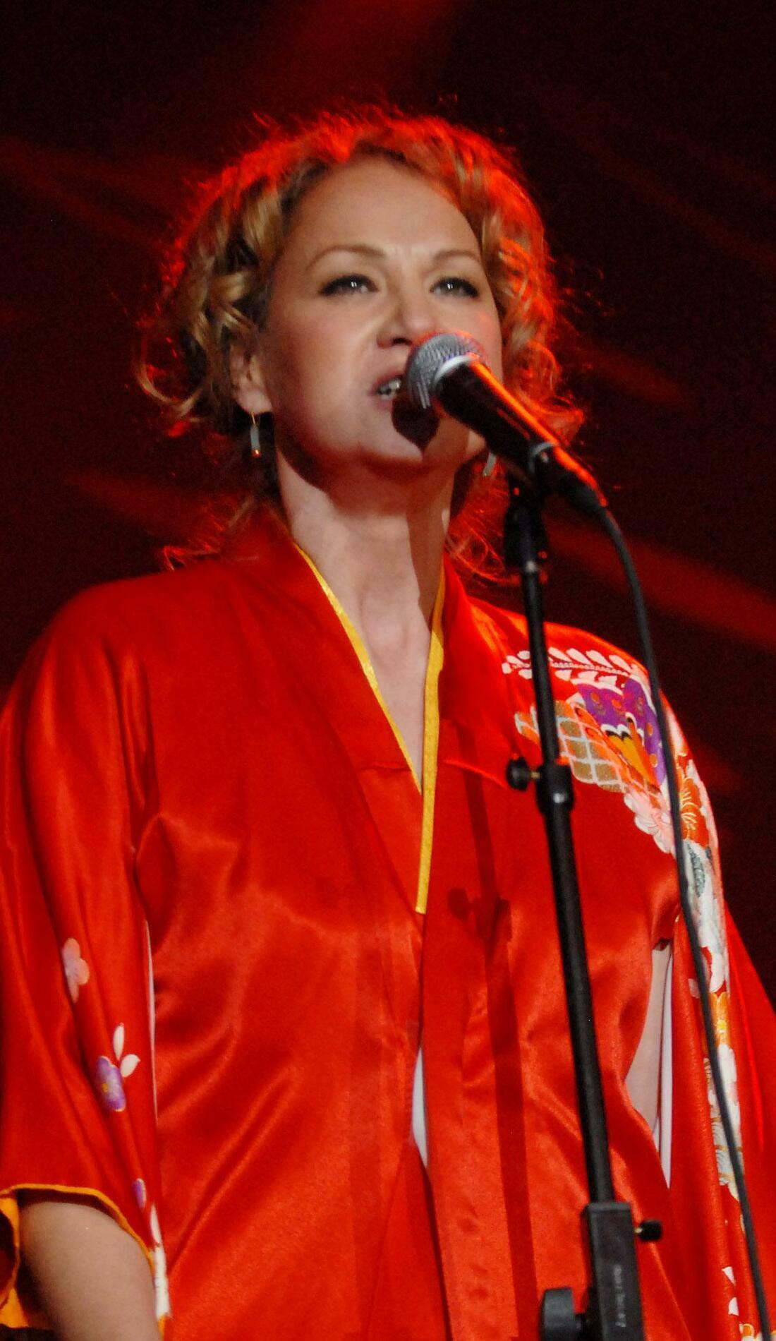 A Joan Osborne live event
