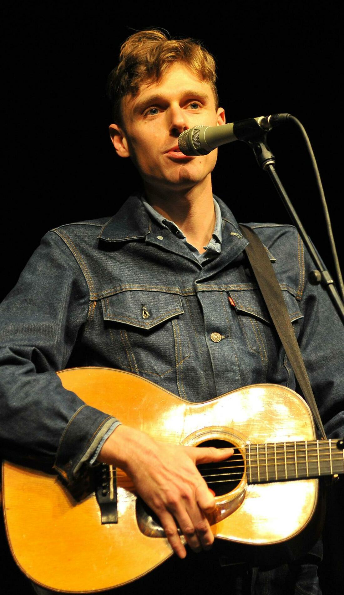 A Joel Plaskett live event