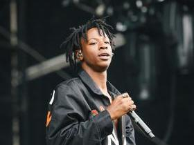 Joey Bada$$ with Boogie (16+)