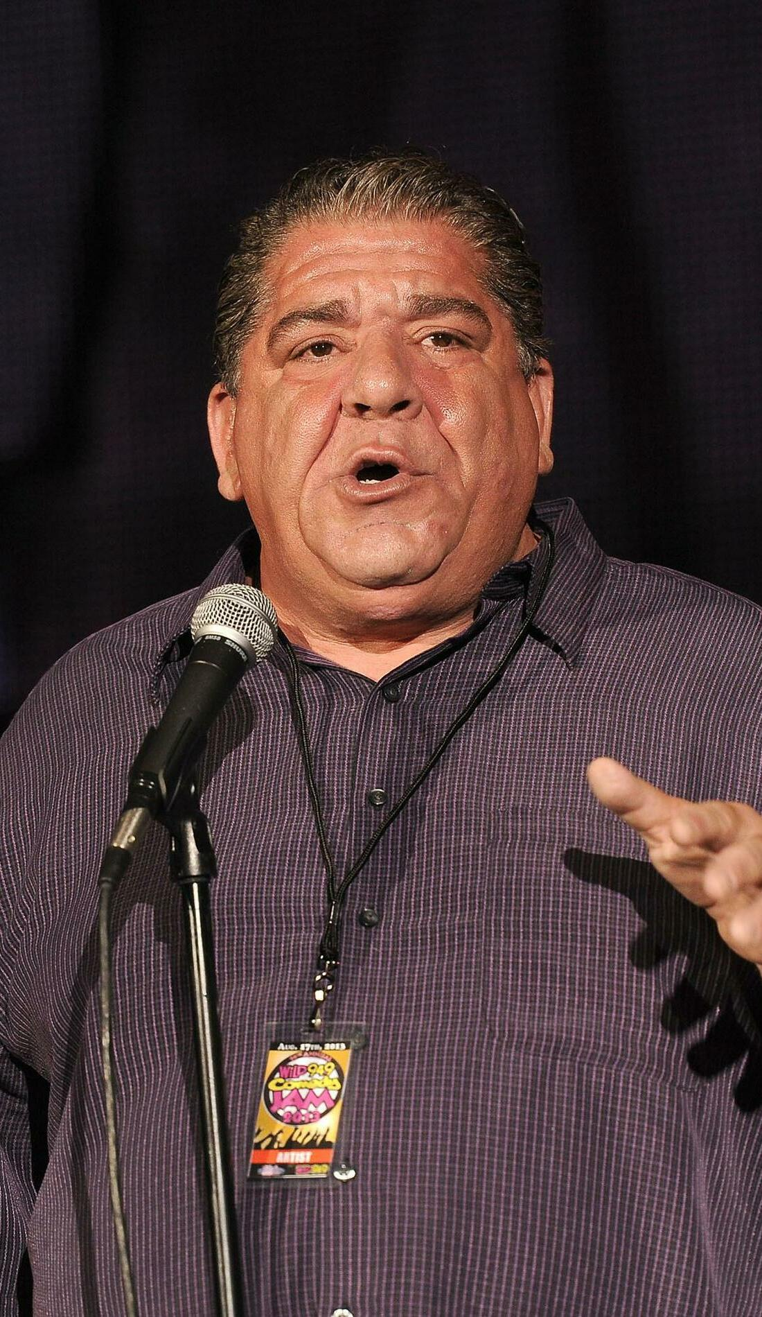 A Joey Diaz live event