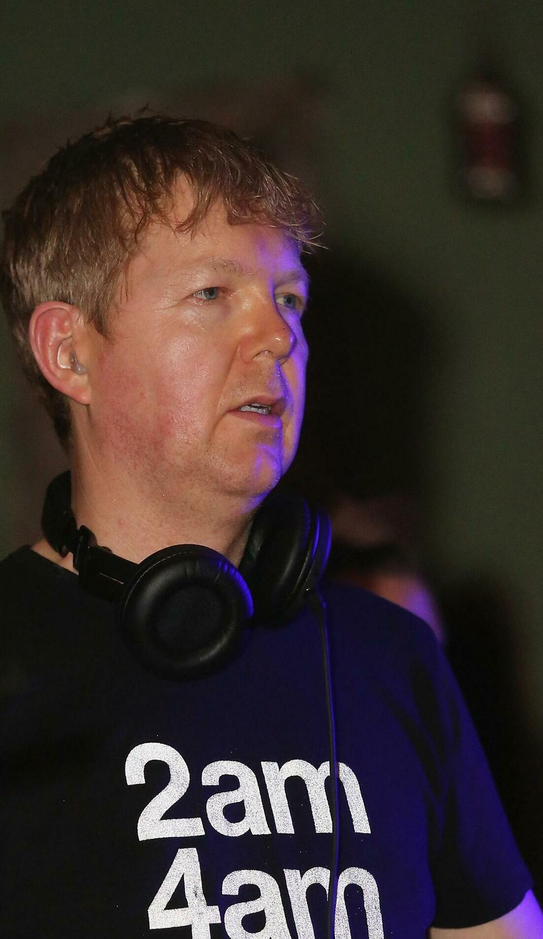 A John Digweed live event