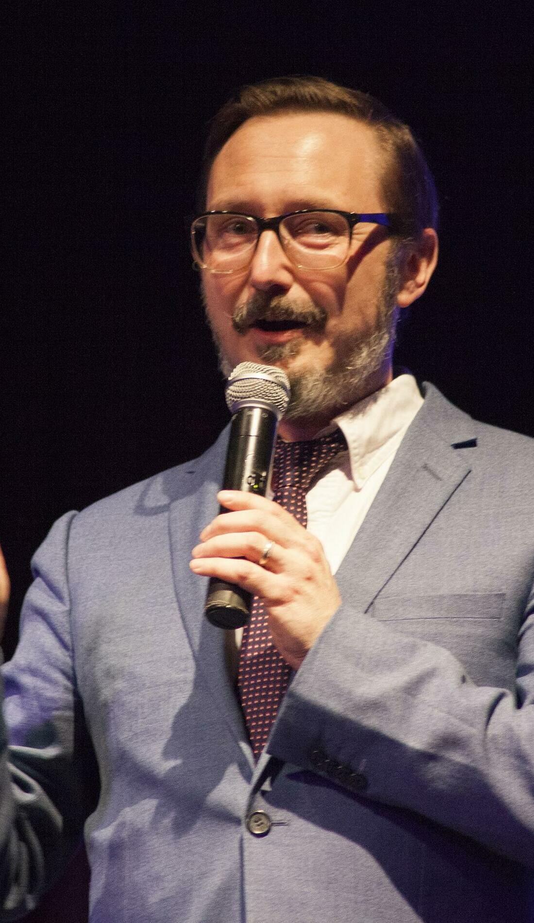 A John Hodgman live event