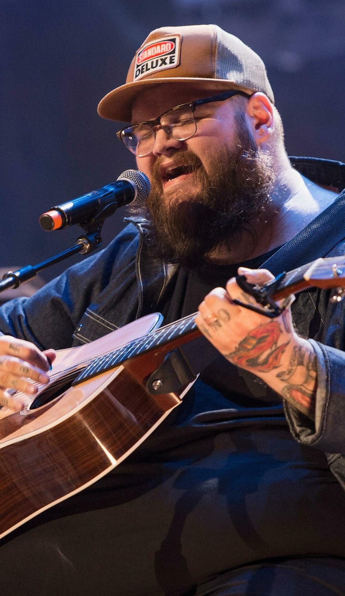 A John Moreland live event
