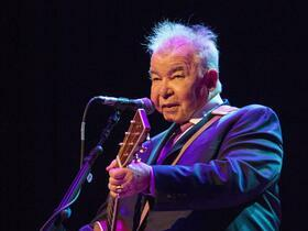 John Prine with Marty Stuart and The Secret Sisters