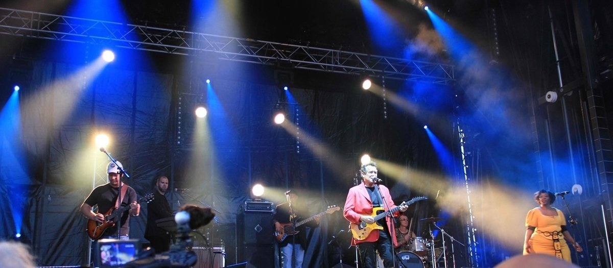 Johnny Clegg Band Tickets