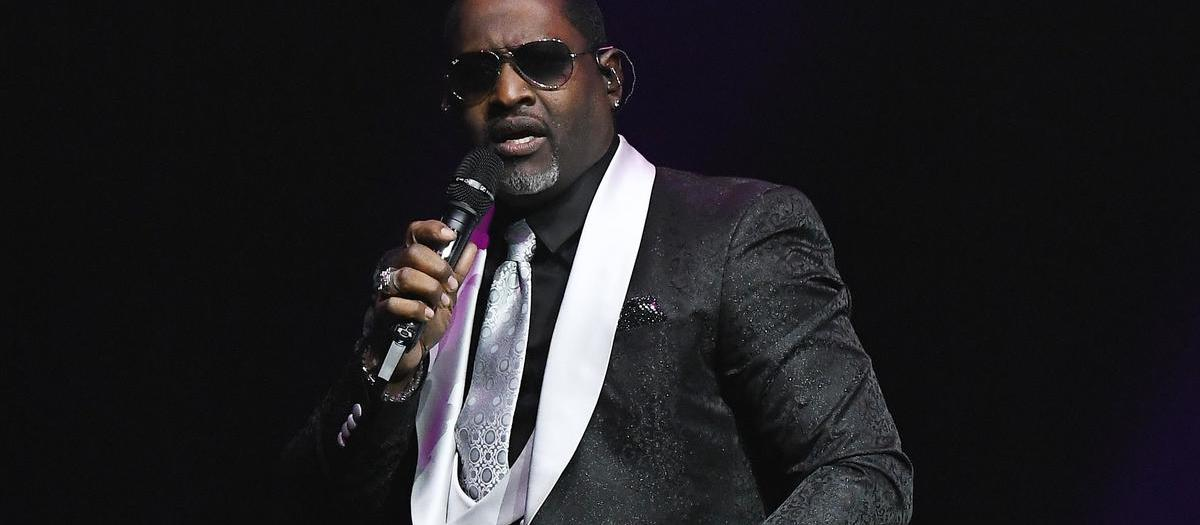 Johnny Gill Tickets