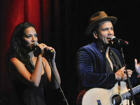 Advertisement - Tickets To Johnnyswim