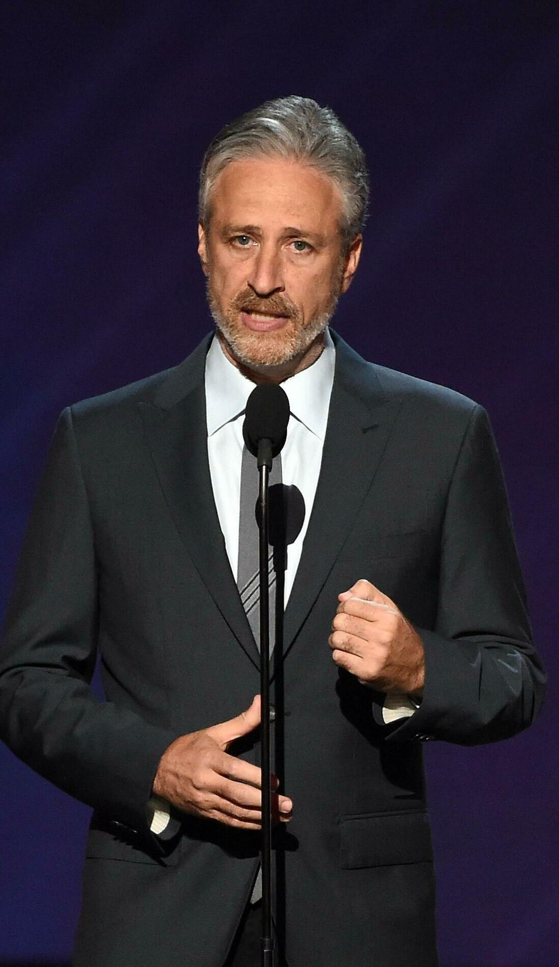 A Jon Stewart live event
