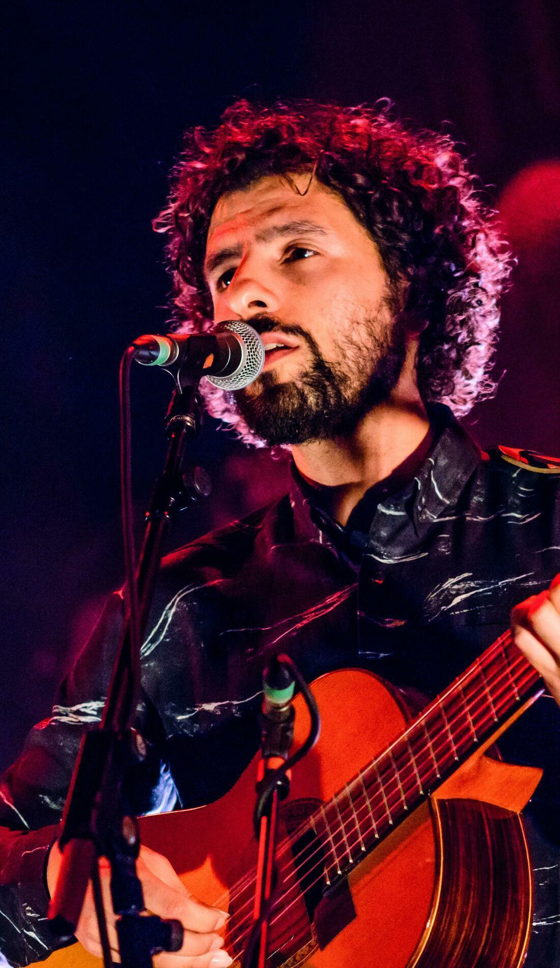 A José González live event