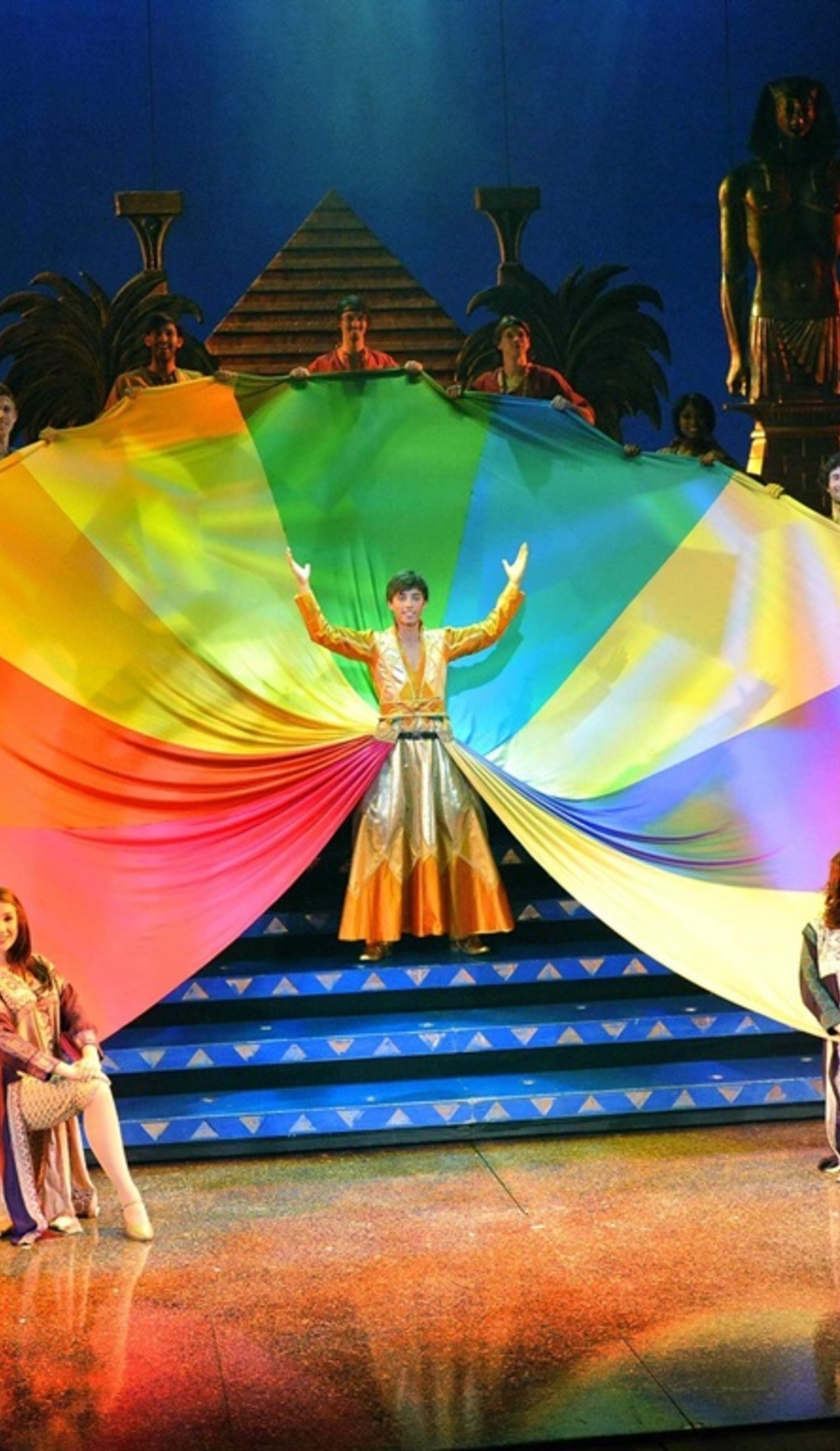 A Joseph And The Amazing Technicolor Dreamcoat live event