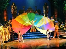 Joseph and The Amazing Technicolor Dreamcoat - Fort Worth