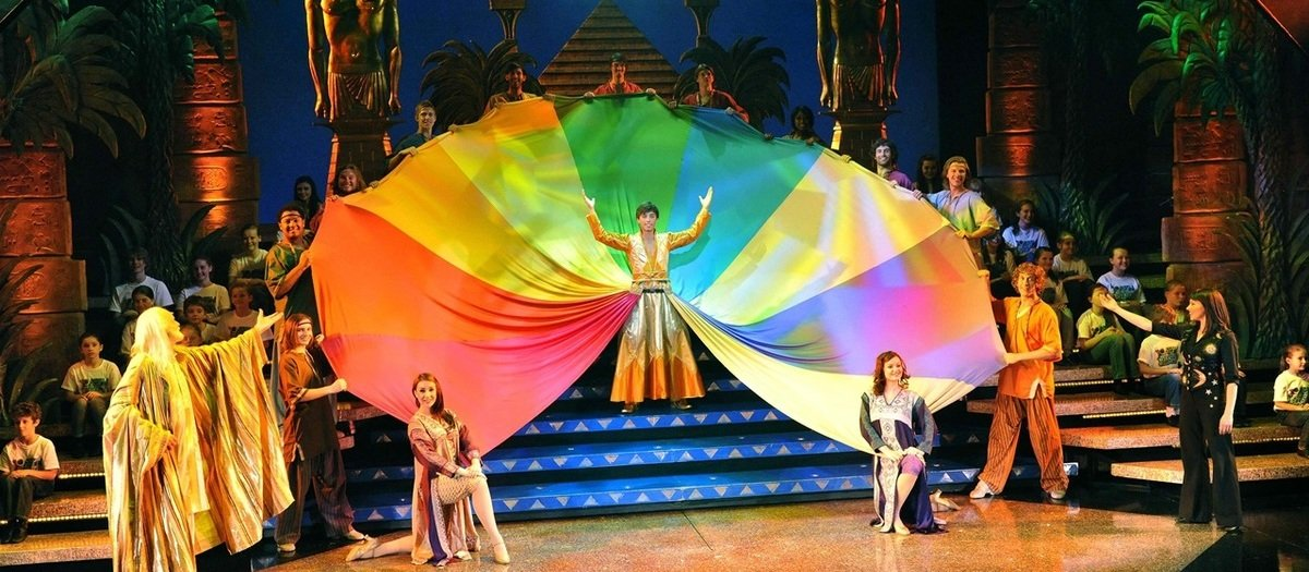 Joseph And The Amazing Technicolor Dreamcoat Tickets