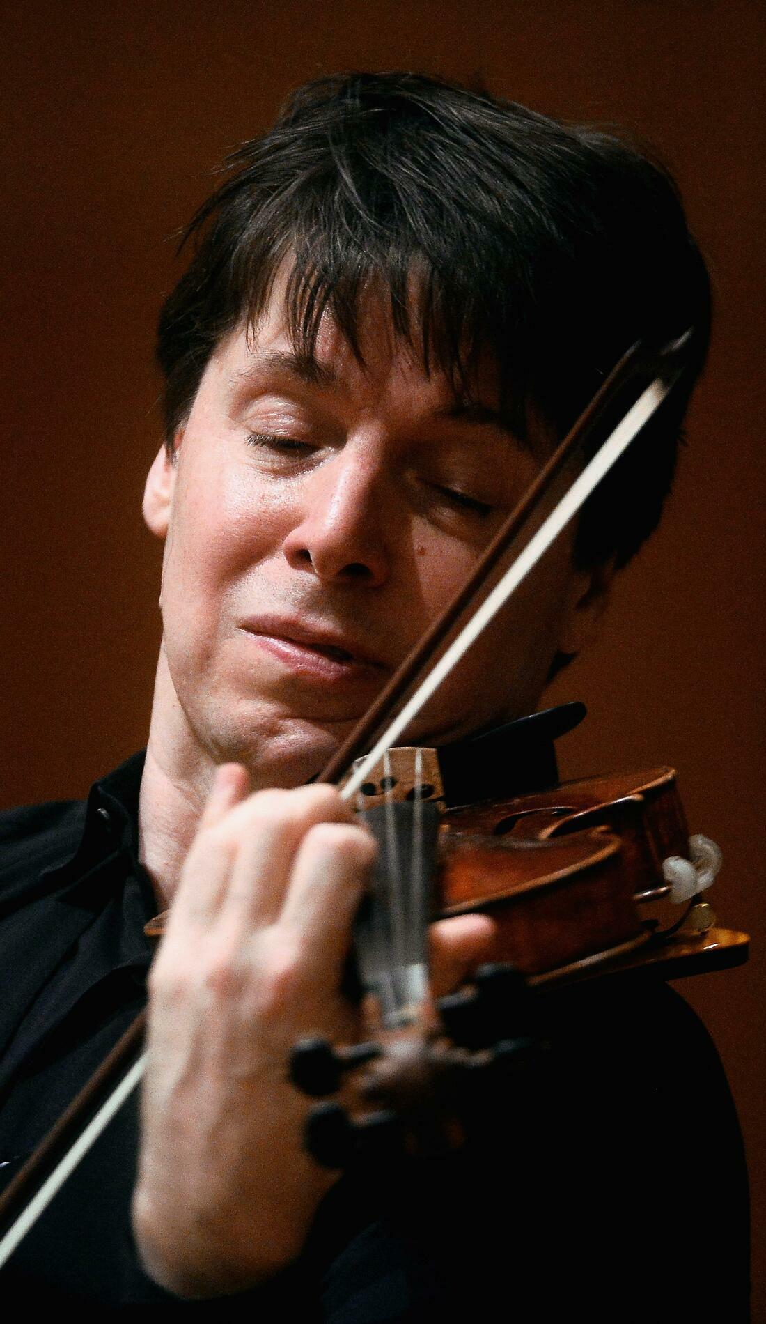 A Joshua Bell live event