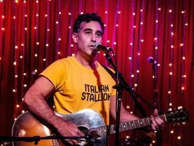 Joshua Radin with William Fitzsimmons