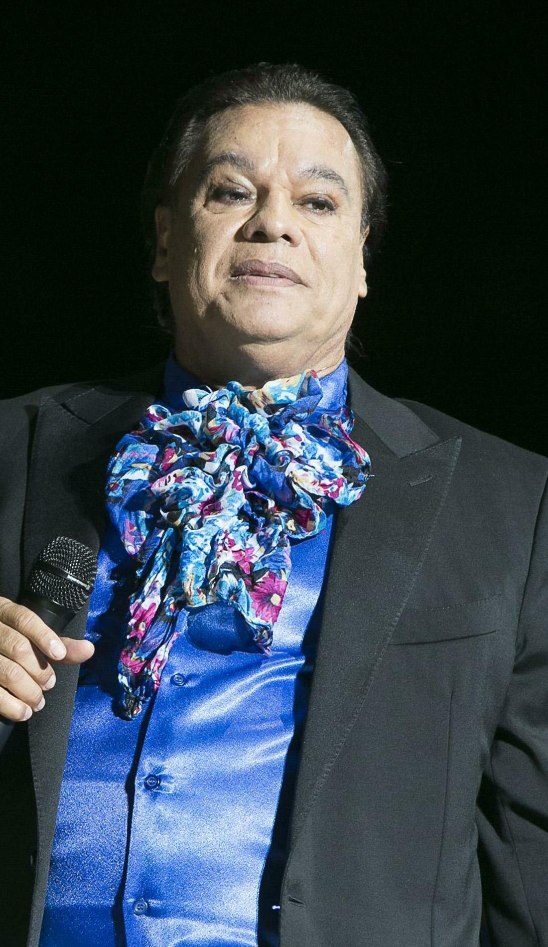A Juan Gabriel live event
