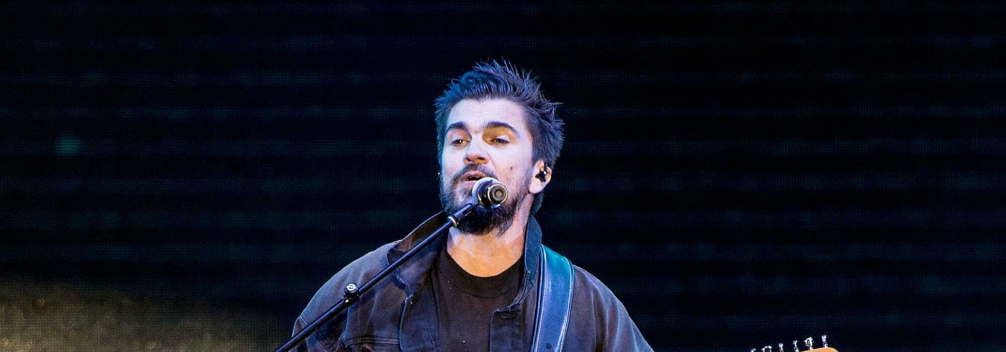 A Juanes live event