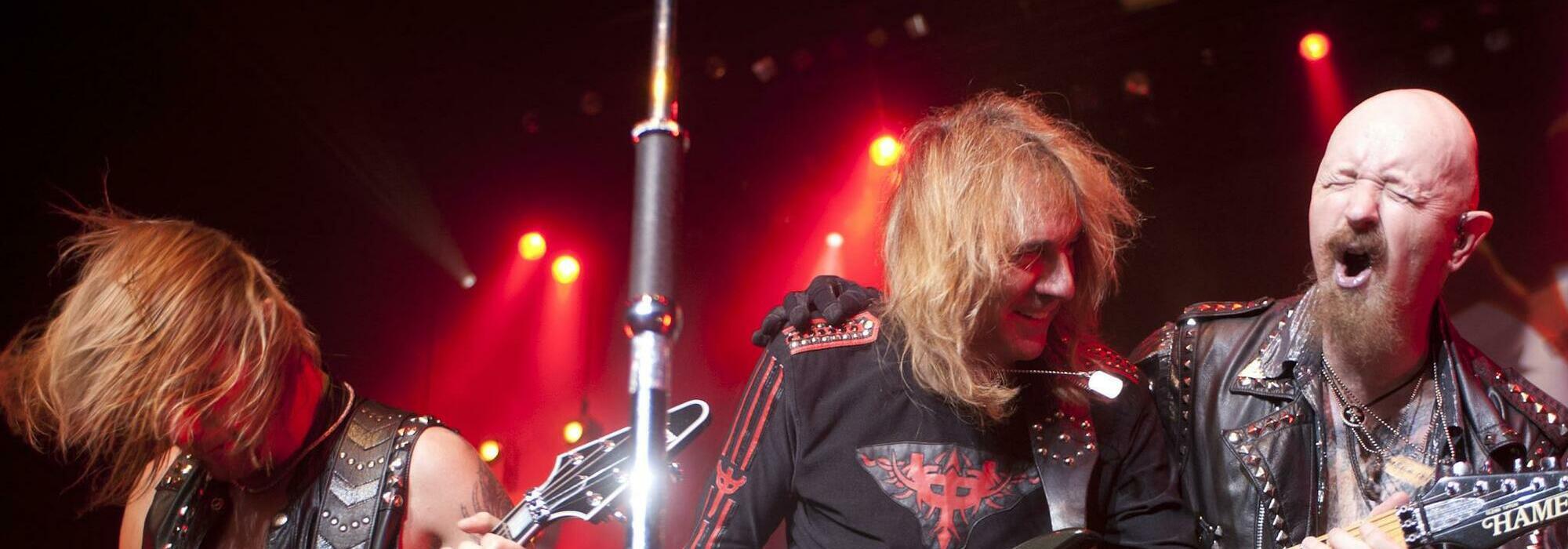 A Judas Priest live event