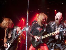 Judas Priest with Uriah Heep